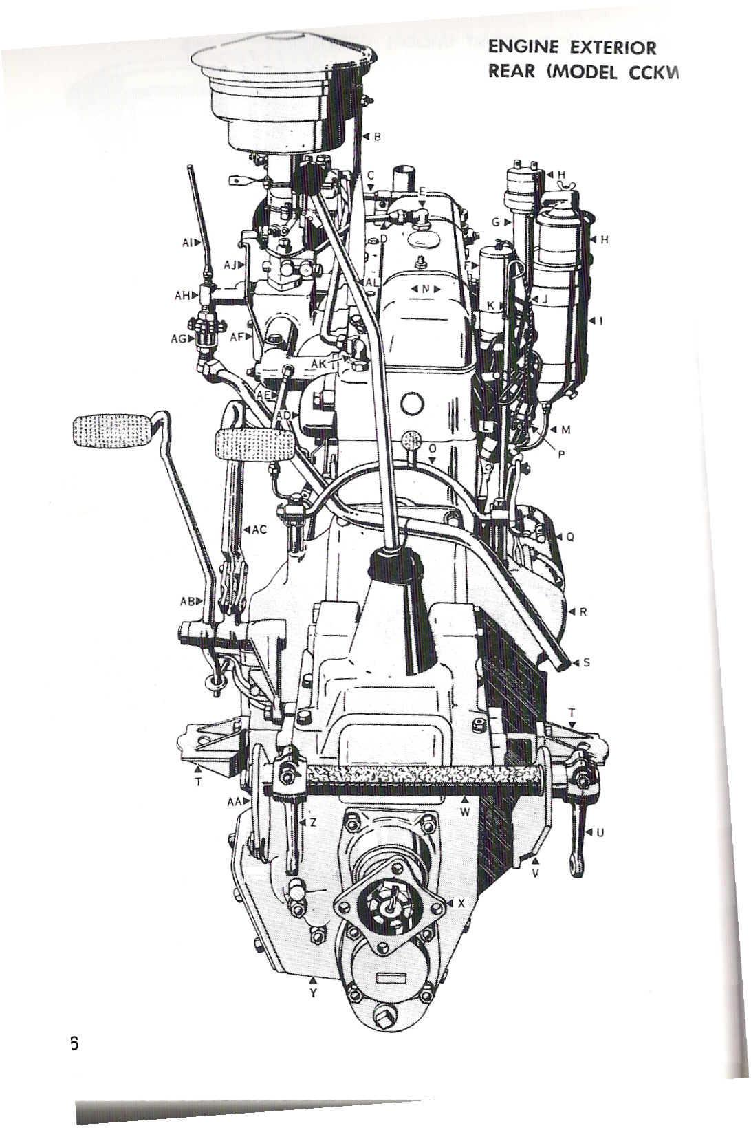 gmccckw  motor en aandrijflijn